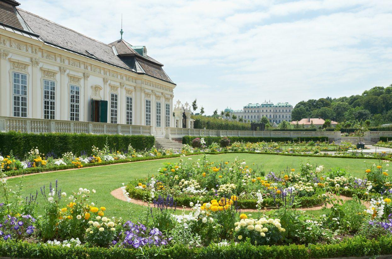 Kammergarten I Eva Würdinger (c) Belvedere, Wien-web