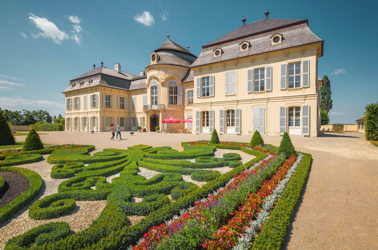 Schloss Niederweiden 03© Schloß Schönbrunn Kultur- und Betriebsges.m.b.H. - Severin Wurnig_web-web