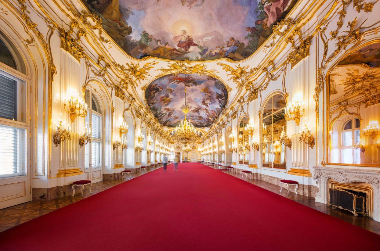 Schloss Schönbrunn Große Galerie 02© Schloß Schönbrunn Kultur- und Betriebsges.m.b.H. - Severin Wurnig_web-web