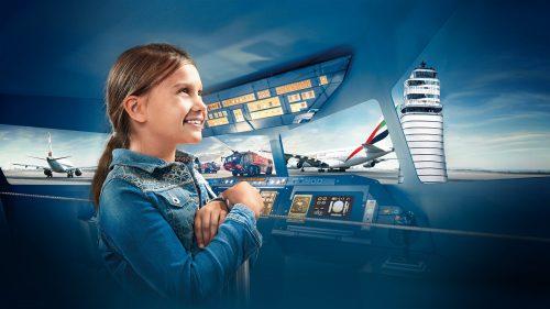 Vienna International Airport Visitor World