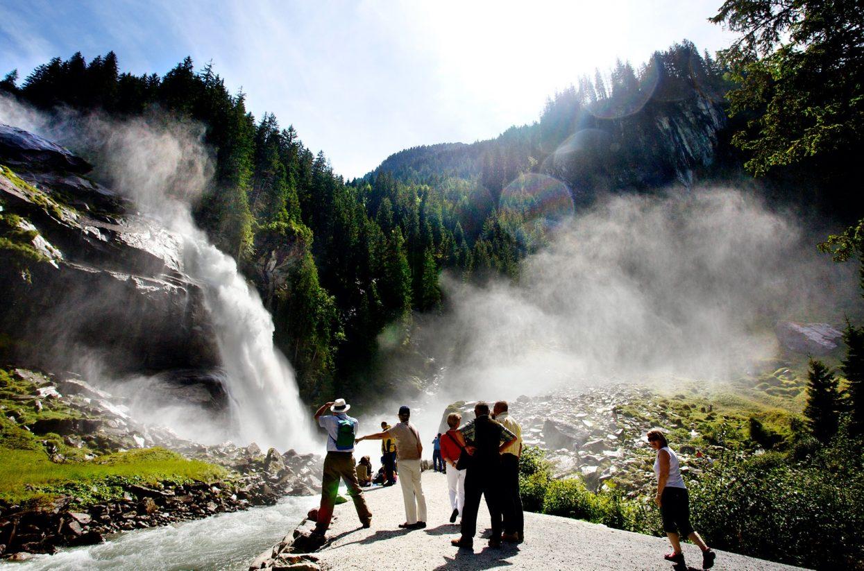 Krimmler Wasserfälle©wasserwelten (1)