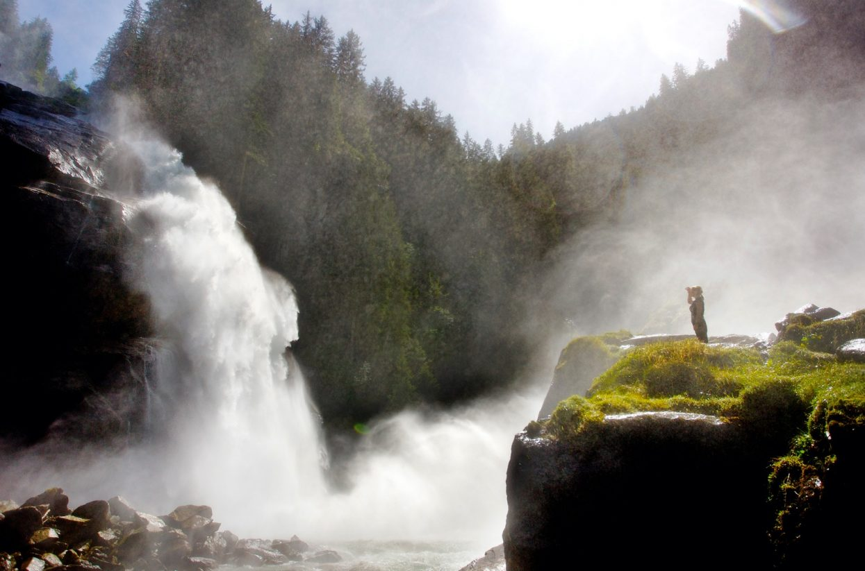 Krimmler Wasserfälle©wasserwelten (2)