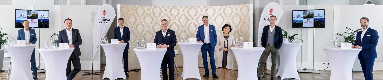 1. Press conference at Kursalon Wien