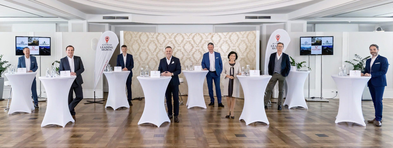 1. Pressegespräch im Kursalon Wien