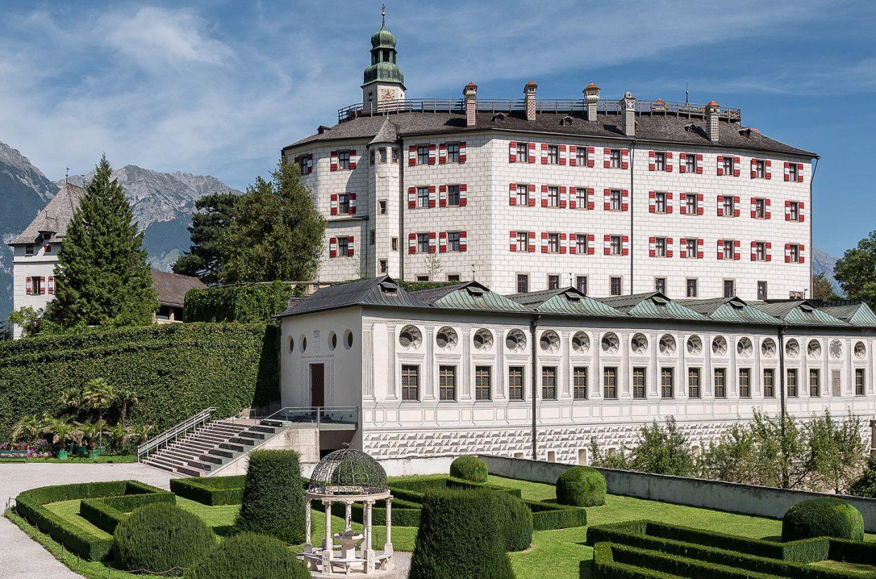 Schlos Ambras Innsbruck