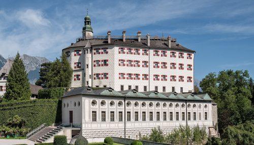 Ambras Castle Innsbruck