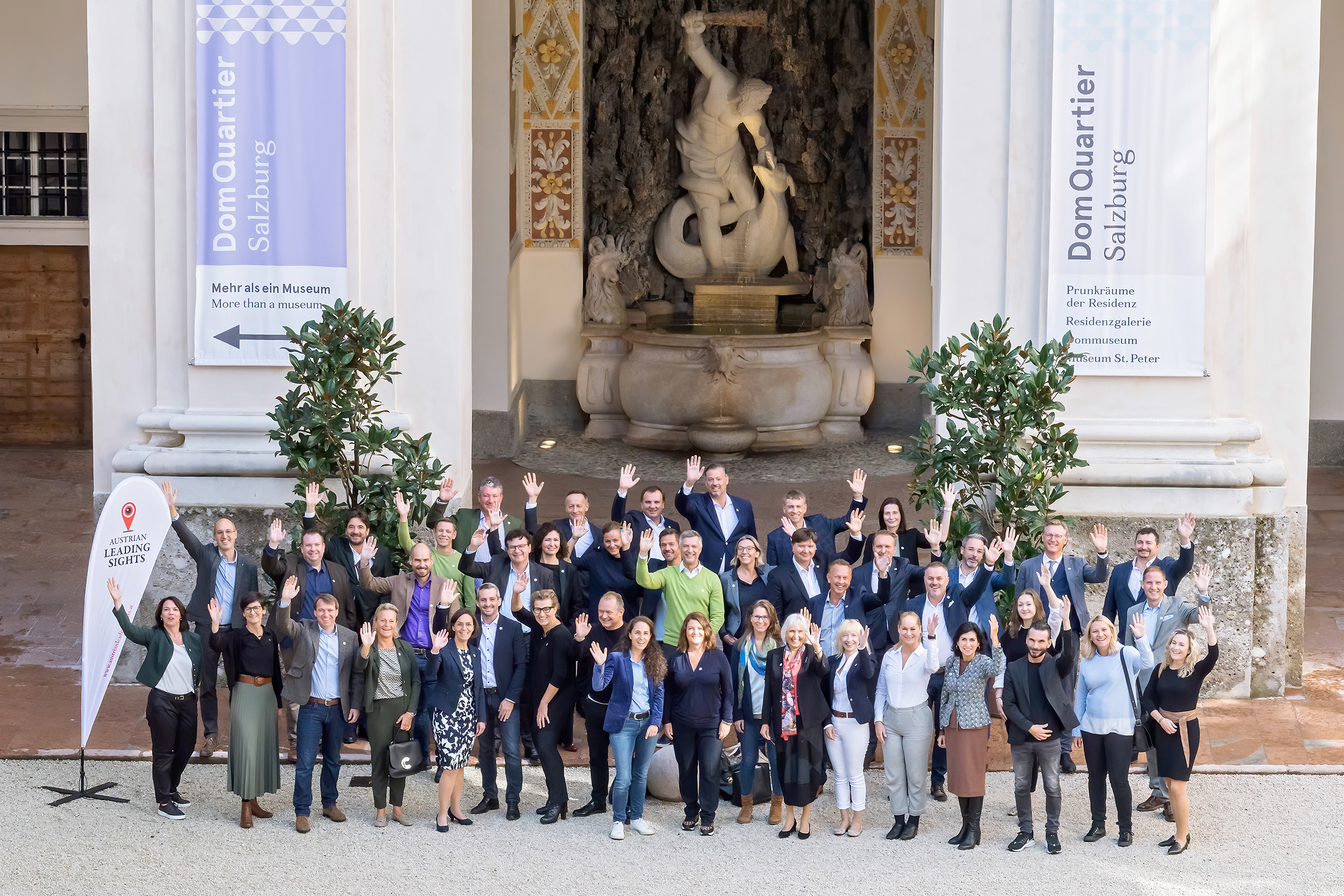 2nd Austrian Leading Sights Congress